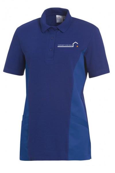 Polo-Shirt 1/2 Arm königsblau