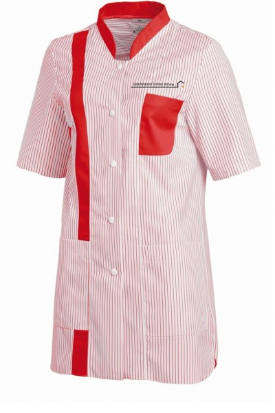 Hosenkasack 1/2 Arm weiß/rot
